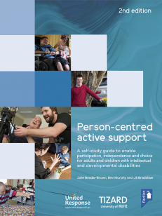 Cover of the book PCAS-Self Study Guide - A self-study guide to enable participation, independence and choice for adults and children with intellectual and developmental disabilities