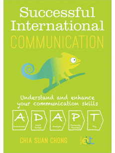 Cover of the book - Successful International Communication - Understand and enhance your communication skills
