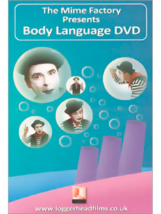 Cover of the DVD - The Mine Factory Presents the Body Language
