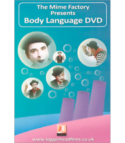 Cover of the DVD Body Language - DVD