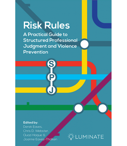 Cover of the book - Risk Rules - A Practical Guide to Structured Professional Judgement and Violence Prevention