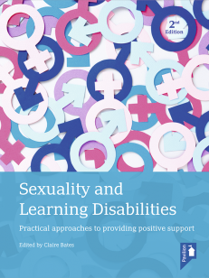 Cover of the book - Sexuality and Learning Disabilities - Practical approaches to providing positive support