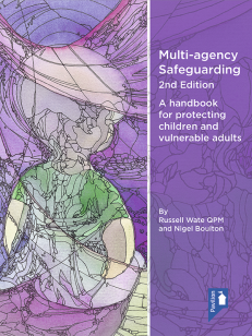Cover of the book - Multi-agency Safeguarding 2nd Edition