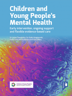 Cover of the book - Children and Young People's Mental Health