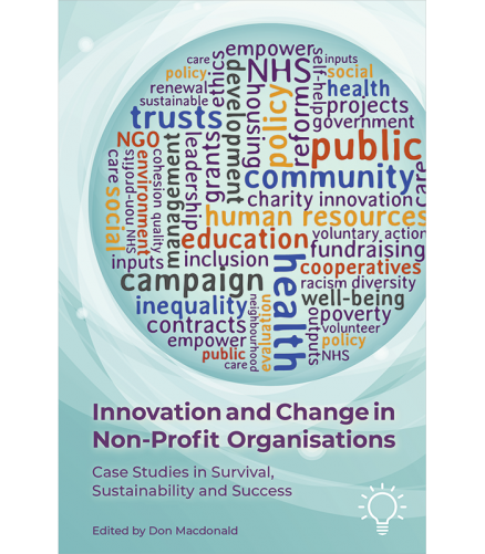 Cover of the book - Innovation and Change in Non-Profit Organisations