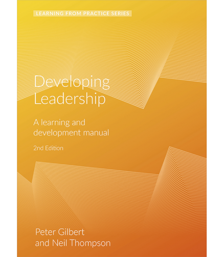 Cover of the book - Developing Leadership - Learning From Practice Series