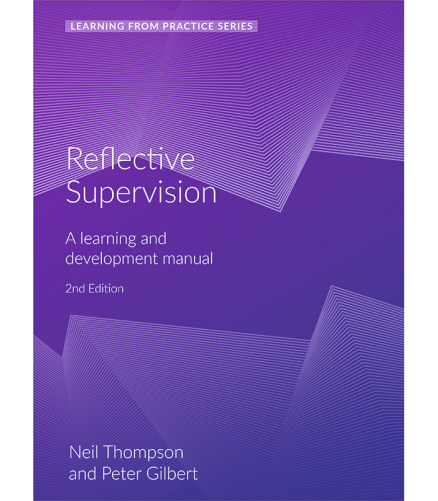 Cover of the book - Reflective Supervision Skills - Learning From Practice Series