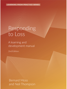 Cover of the book Responding to Loss - Learning From Practice Series