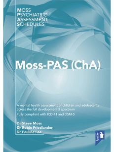 Cover of the book- Moss-PAS (ChA)