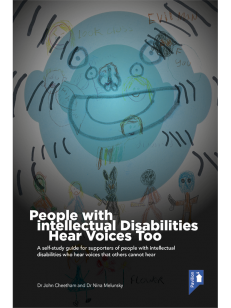 Cover of the book People with Intellectual Disabilities Hear Voices Too