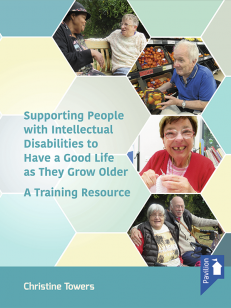 Cover of the book - Supporting People with Intellectual Disabilities to Have a Good Life as They Grow Older