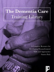 Cover of the book - The Dementia Care Training Library
