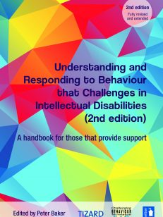 Cover of the book Understanding and Responding to Challenging Behaviour - A handbook for those that provide support