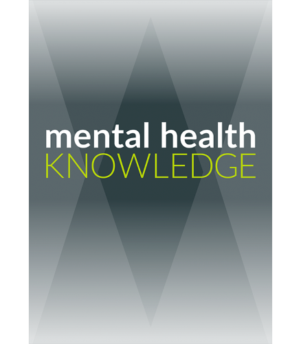 Cover of the book - Mental Health Knowledge