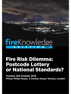 Fire Knowledge Briefing