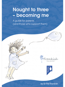 cover of the book Nought To Three becoming me