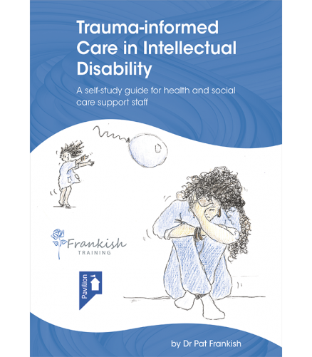 Cover of the book - Trauma Informed Care in Intellectual Disability