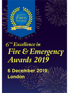 Event - Fire and Emergency Awards 2019
