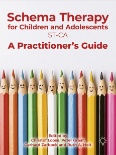 Cover of the book - Schema Therapy for Children and Adolescents