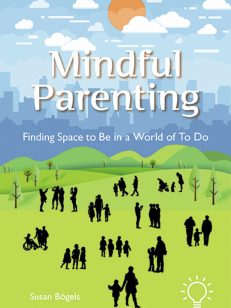 Cover of the book Mindful parenting