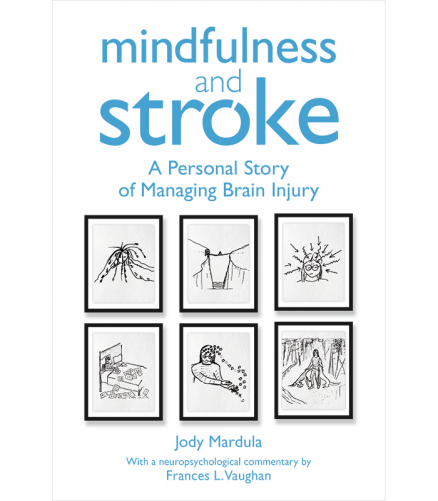 Cover of the book - Mindfulness and Stroke