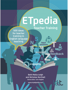Cover of the book - ETpedia Teacher Training
