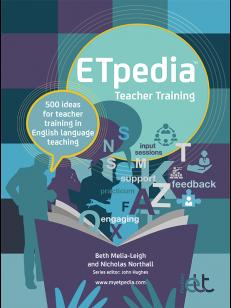 Cover of the book - ETpedia Teacher Training