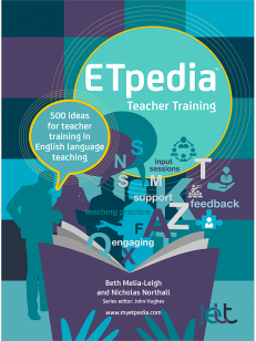ETpedia Teacher Training front cover image