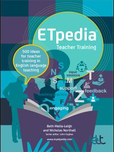 ETpedia Teacher Training front cover image