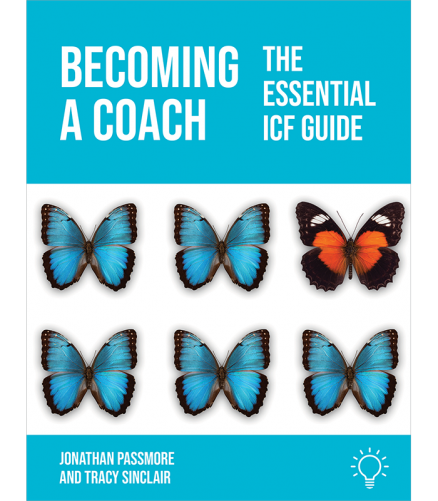Cover of the book - Becoming a Coach