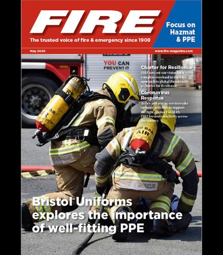 FIRE magazine