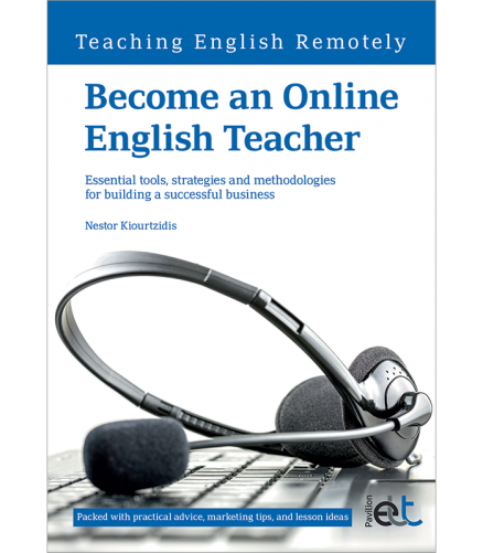 Cover of the book - Become an Online English Teacher