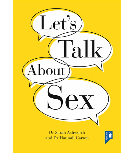 Cover of the book - Let's Talk About Sex