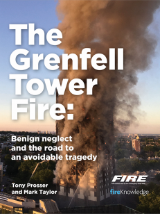 Grenfell Tower Fire book