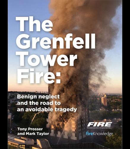 Grenfell Tower Fire book