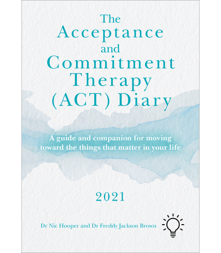 Cover of the book - The ACT Diary 2021