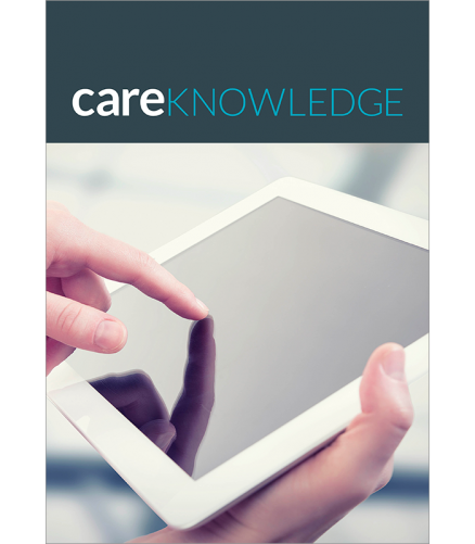 Cover of the subscription - CareKnowledge subscription