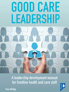 Cover of the book - Good Care Leadership