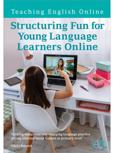 Structuring Fun for Young Language Learners Online