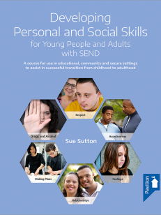 Cover of the manual Developing Personal and Social Skills for Young People and Adults with SEND