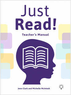 Just Read Teacher's Manual