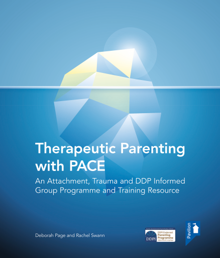 Cover of the training resource - Therapeutic Parenting with PACE