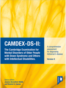 CAMDEX DS II - The Cambridge Examination for Mental Disorders of Older People with Down Syndrome and Others with Intellectual Disabilities