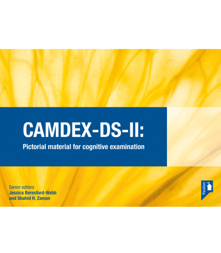 CAMDEX DS II - Pictorial material for cognitive examination