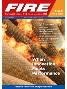 FIRE magazine September 2021